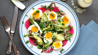 The ultimate egg salad recipe - Video