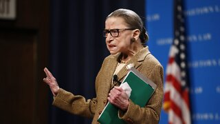 Justice Ruth Bader Ginsburg Recovering After Non-Surgical Procedure
