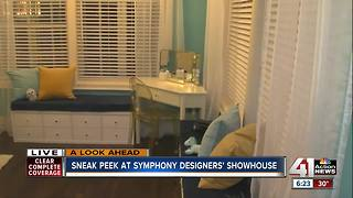 College students redecorate home to raise money for Kansas City Symphony