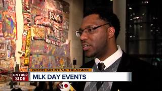 Martin Luther King Day celebration returns to Music Hall this year - Video