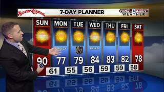 13 First Alert Weather for October 8 2107