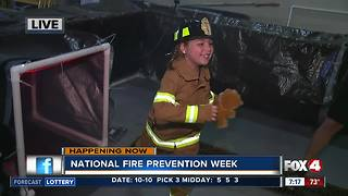 National Fire Prevention Week celebrated with open house - Video