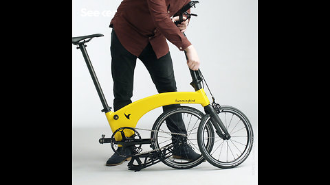 A Commuter Bike That's Light as a Feather