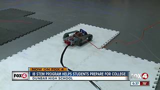IB Stem Program Helps Students Prepare for College - Video