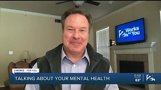 Mindful Moment with Mike: Talking About Your Mental Health