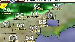 Metro Detroit Weather: Flood Watch through Wednesday - Video