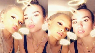 Are Ariana Grande and Dua Lipa About to Give Us LIFE!!? - Video