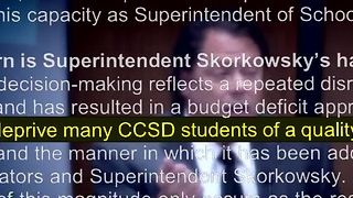 Clark County School District superintendent called incompetent by administrators union - Video