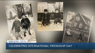 Celebrating International Friendship Day