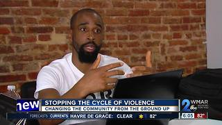 Stopping the cycle of violence - Video
