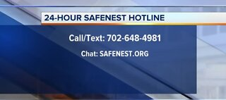 Safenest sees spike in calls to domestic violence hotline