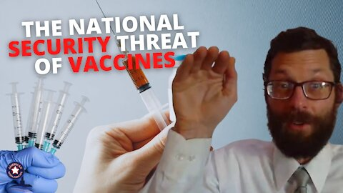 The National Security Threat of Vaccines