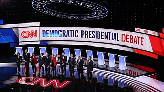 Health Care Dominates Night One Of Second Democratic Debate
