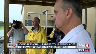 Southwest Florida Congressmen push for $375 million in Everglades restoration - Video