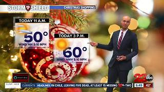 Sunday Morning Weather Update 12/17/17 - Video