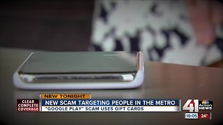 Johnson County couple target by fake-check scam - Video