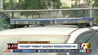 Threat closes Middletown High School today - Video