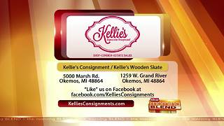 Kellie's Consignment - 2/20/18 - Video