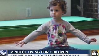 New wellness activities designed for children's health - Video