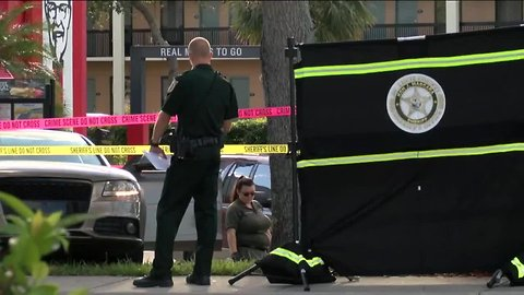 Suspect dead in officer-involved shooting in Fort Pierce