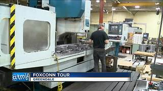 Wisconsin companies hope to jump on Foxconn bandwagon