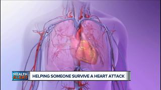 Ask Dr. Nandi: Here's how to help someone survive a heart attack - Video