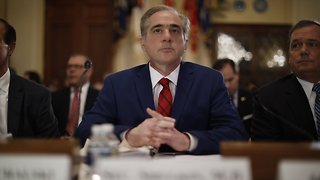 Trump Announces Firing Of Veteran Affairs Secretary David Shulkin - Video