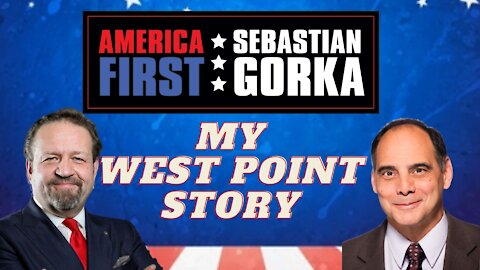 My West Point story. Jim Carafano with Sebastian Gorka on AMERICA First