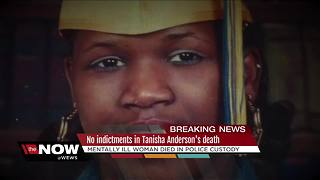 Grand jury clears Cleveland police officers in Tanisha Anderson's death - Video