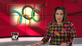 Some athletes from Michigan will compete in Olympics - Video