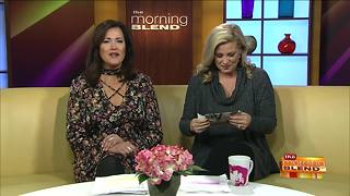 Molly and Tiffany with the Buzz for March 1! - Video