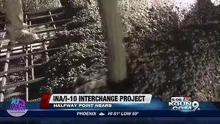 Ina project hits milestone - Video