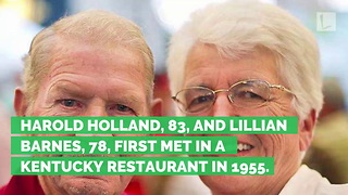 Couple Remarries 50 Years after 1967 Divorce for One Reason - Video