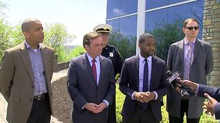 Cincinnati mayor, acting city manager talk about addressing 911 center problems - Video