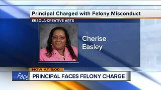 Kenosha principal charged with felony misconduct after taking school property for personal use