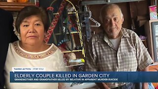 Elderly couple killed in Garden City