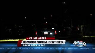 Police identify west-side homicide victim