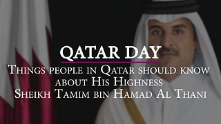 Things people in Qatar should know about His Highness Sheikh Tamim bin Hamad Al Thani