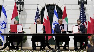 White House Hosts Historic Abraham Accords Peace Deal Signing