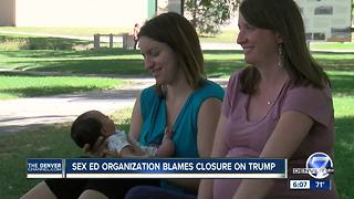 Denver program that fights teen pregnancy ends after Trump administration cuts funding - Video