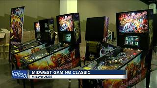 Midwest Gaming Classic invites gamers to Wisconsin Center - Video