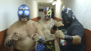 Tijuana's Lucha Libre Is Like Watching a Live-Action Comic Book - Video