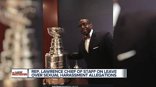 Brenda Lawrence places chief of staff on leave after sexual harassment claims - Video