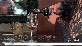 Angelina's wine expert in Bonita Springs offers wine tasting tips for beginners