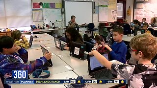 Do schools that require laptops improve student learning?