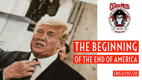 The Beginning Of The End Of America