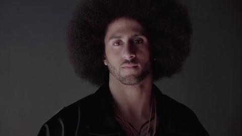 Colin Kaepernick Wins 'Citizen of the Year' Award