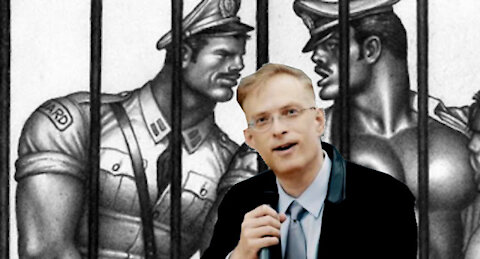 """Is Counter-Currents Becoming a Secret """"Gay Nazi"""" Club in Order to Survive?"""