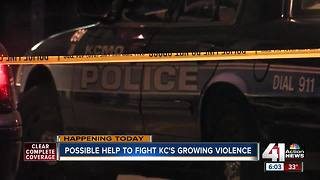 Fighting gun violence: Kansas City considers $1 million grant to join nationwide initiative - Video