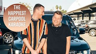 Sam Smith Reveals His Wedding Plans On Carpool Karaoke - Video